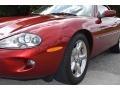 Jaguar XK XK8 Convertible Carnival Red Pearl Metallic photo #16