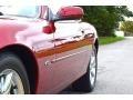 Jaguar XK XK8 Convertible Carnival Red Pearl Metallic photo #17