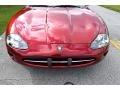 Jaguar XK XK8 Convertible Carnival Red Pearl Metallic photo #18