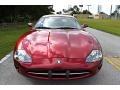 Jaguar XK XK8 Convertible Carnival Red Pearl Metallic photo #22