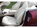 Jaguar XK XK8 Convertible Carnival Red Pearl Metallic photo #27