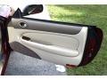 Jaguar XK XK8 Convertible Carnival Red Pearl Metallic photo #36