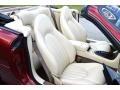 Jaguar XK XK8 Convertible Carnival Red Pearl Metallic photo #40