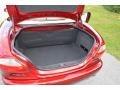 Jaguar XK XK8 Convertible Carnival Red Pearl Metallic photo #49