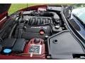 Jaguar XK XK8 Convertible Carnival Red Pearl Metallic photo #54