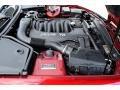 Jaguar XK XK8 Convertible Carnival Red Pearl Metallic photo #57