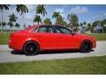 Audi S4 4.2 quattro Sedan Brilliant Red photo #3