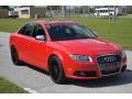 Audi S4 4.2 quattro Sedan Brilliant Red photo #71