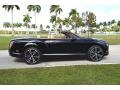 Bentley Continental GTC V8  Diamond Black Metallic photo #2