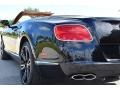 Bentley Continental GTC V8  Diamond Black Metallic photo #7