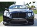 Bentley Continental GTC V8  Diamond Black Metallic photo #11