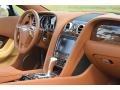 Bentley Continental GTC V8  Diamond Black Metallic photo #32