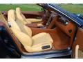 Bentley Continental GTC V8  Diamond Black Metallic photo #33