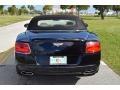 Bentley Continental GTC V8  Diamond Black Metallic photo #56