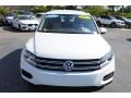 Volkswagen Tiguan S Pure White photo #3