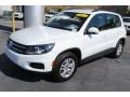 Volkswagen Tiguan S Pure White photo #4