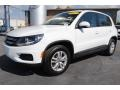 Volkswagen Tiguan S Pure White photo #5