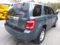 Ford Escape Limited V6 Steel Blue Metallic photo #3