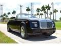 Rolls-Royce Phantom Drophead Coupe  Diamond Black photo #1