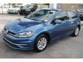 Volkswagen Golf S Silk Blue Metallic photo #4