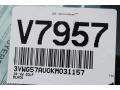 Volkswagen Golf SE Deep Black Pearl photo #20