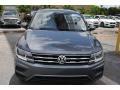 Volkswagen Tiguan S Platinum Gray Metallic photo #3
