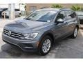 Volkswagen Tiguan S Platinum Gray Metallic photo #4