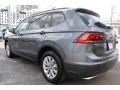 Volkswagen Tiguan S Platinum Gray Metallic photo #7