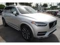 Volvo XC90 T6 AWD Momentum Bright Silver Metallic photo #2