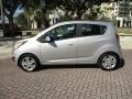 Chevrolet Spark LT Silver Ice photo #3