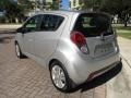 Chevrolet Spark LT Silver Ice photo #5