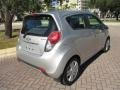 Chevrolet Spark LT Silver Ice photo #9