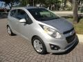 Chevrolet Spark LT Silver Ice photo #13