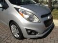 Chevrolet Spark LT Silver Ice photo #24
