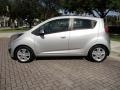 Chevrolet Spark LT Silver Ice photo #48