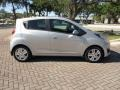 Chevrolet Spark LT Silver Ice photo #51