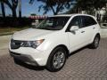 Acura MDX  Aspen White Pearl photo #1
