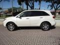 Acura MDX  Aspen White Pearl photo #3