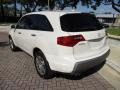 Acura MDX  Aspen White Pearl photo #5
