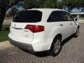 Acura MDX  Aspen White Pearl photo #9