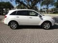 Acura MDX  Aspen White Pearl photo #11