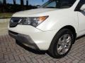 Acura MDX  Aspen White Pearl photo #47
