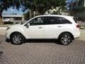 Acura MDX  Aspen White Pearl photo #52
