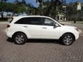 Acura MDX  Aspen White Pearl photo #63