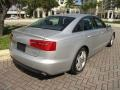 Audi A6 3.0T quattro Sedan Ice Silver Metallic photo #10