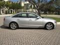 Audi A6 3.0T quattro Sedan Ice Silver Metallic photo #12