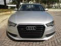 Audi A6 3.0T quattro Sedan Ice Silver Metallic photo #16