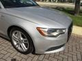 Audi A6 3.0T quattro Sedan Ice Silver Metallic photo #24