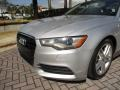 Audi A6 3.0T quattro Sedan Ice Silver Metallic photo #31