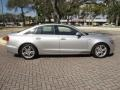 Audi A6 3.0T quattro Sedan Ice Silver Metallic photo #51